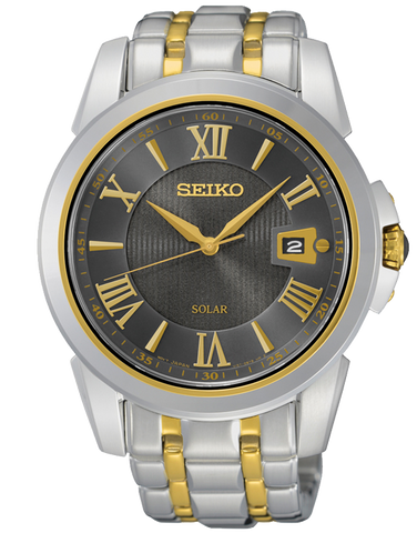 Seiko - Le Grand Sport Solar Watch - SNE398P-9 - 759784