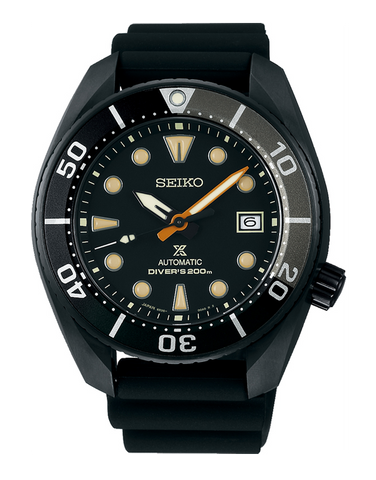 Seiko - Prospex Limited Edition Black Series Automatic Divers Watch - SPB125J - 781532