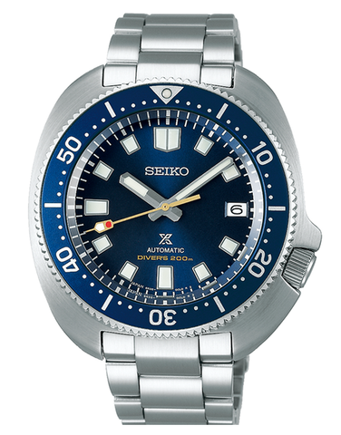 "Seiko - GENTS PROSPEX AUTOMATIC DIVERS 200M 55th Anniversay ""Captain Willard"" Limited Editiion - SPB183J - 782176"