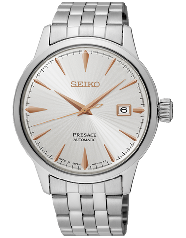 Seiko | Automatic, Kinetic, Direct Drive, Solar Watches | Online