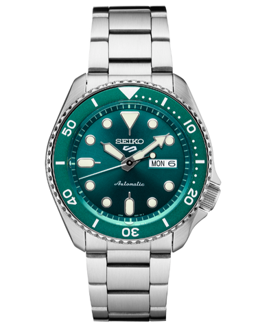 Seiko -  Gents 5 Sports Automatic Watch - SRPD61K - 780889