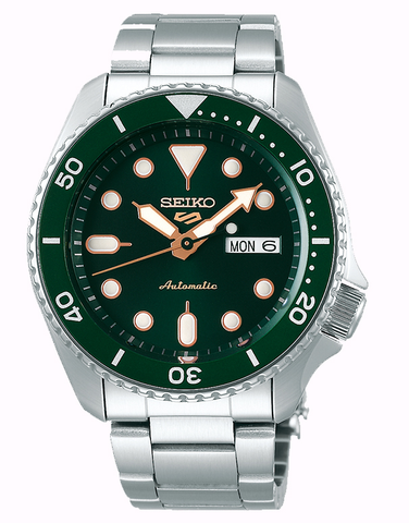 Seiko - Gents 5 Sports Automatic Watch - SRPD63K