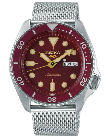 Seiko -  Gents 5 Sports Automatic Watch - SRPD69K - 780894