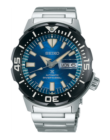 Seiko - Prospex Automatic Save The Ocean Divers Watch - SRPE09K - 781339