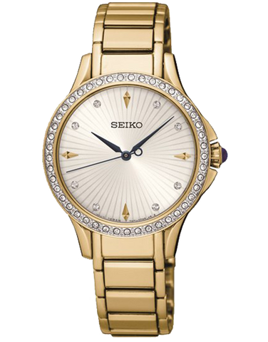 Seiko - Quartz Watch - SRZ488P