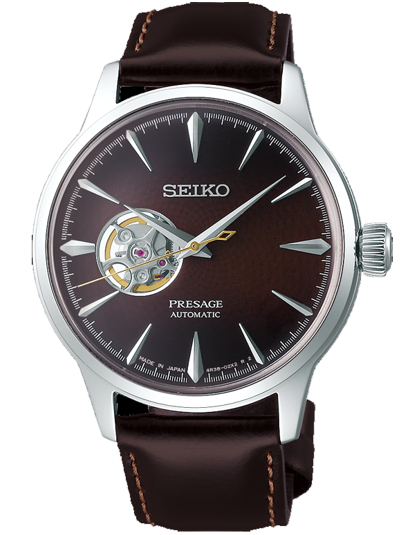 Seiko - Presage Cocktail Time Automatic Dress Watch - SSA407J - 781343