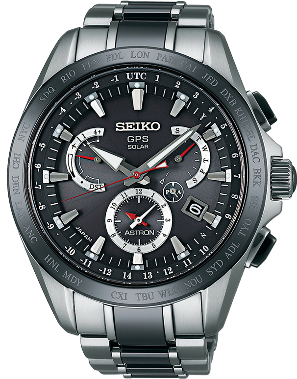 Seiko Astron Dual Time - SSE041J - Salera's Melbourne, Victoria and Brisbane, Queensland Australia