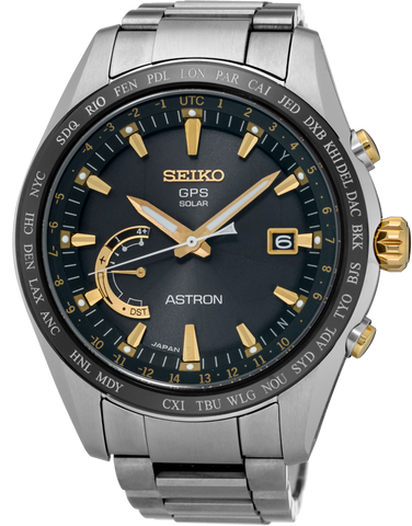Seiko Astron Three Hands - SSE087J
