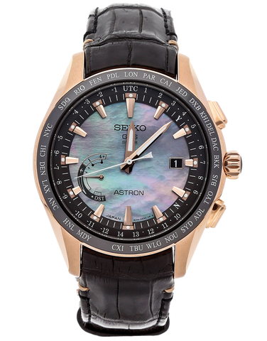 Seiko Astron GPS World Time - Novak Djokovic Limited Edition - SSE105J - 762020