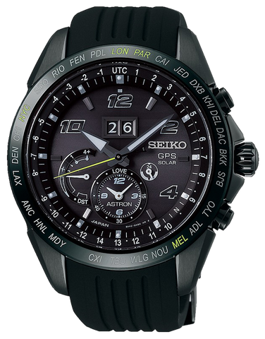 Seiko Astron Dual Time - 2017 Novak Djokovic Limited Edition - SSE143J - 764256