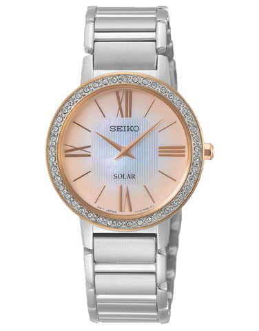 Seiko - Dress Solar Watch - SUP432P - 771416