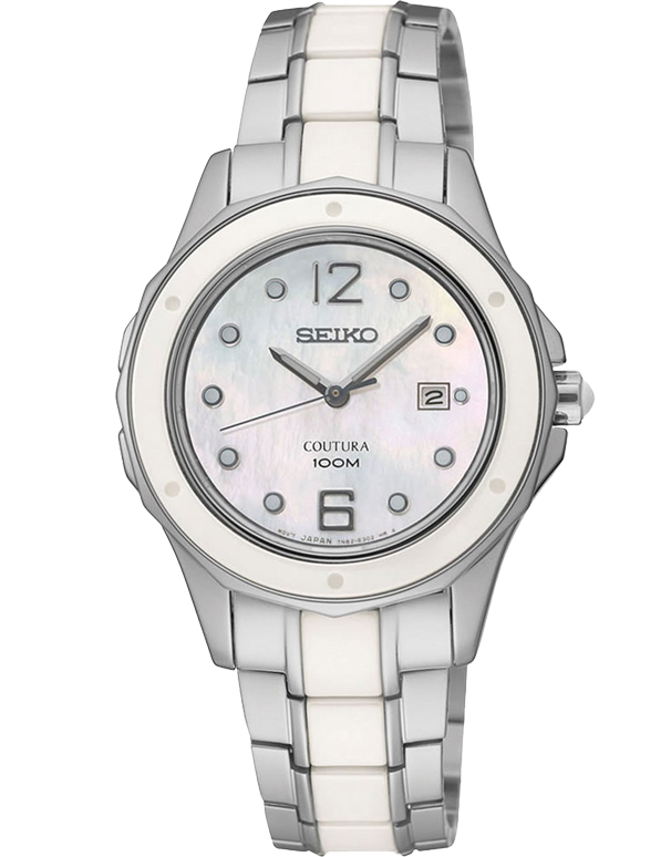 Seiko - Coutura Quartz Watch - SXDE79P - 763709 - Salera's