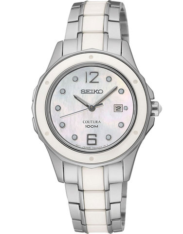 Seiko - Coutura Quartz Watch - SXDE79P - 763709