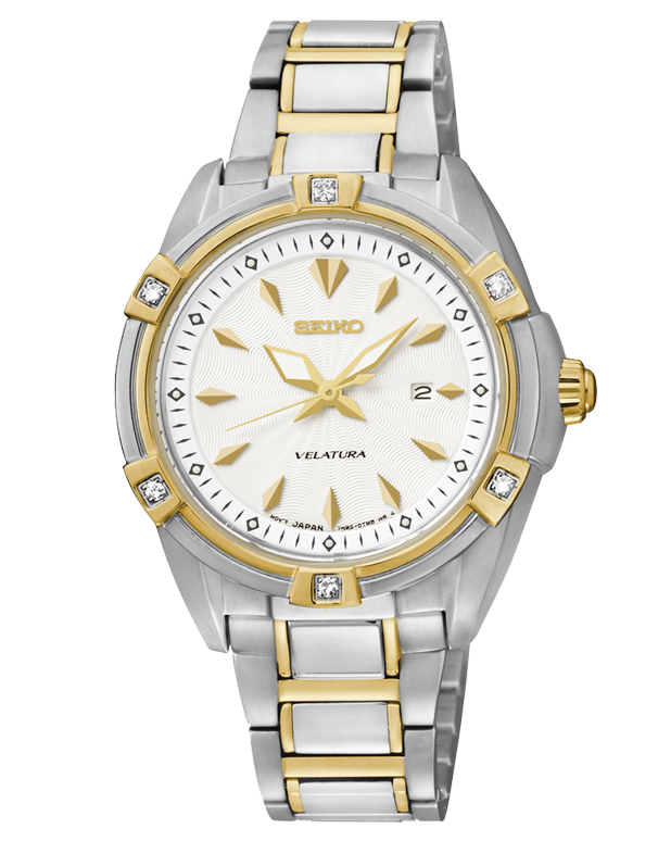 Seiko - Velatura Quartz Watch - SXDF50P - Salera's Melbourne, Victoria and Brisbane, Queensland Australia