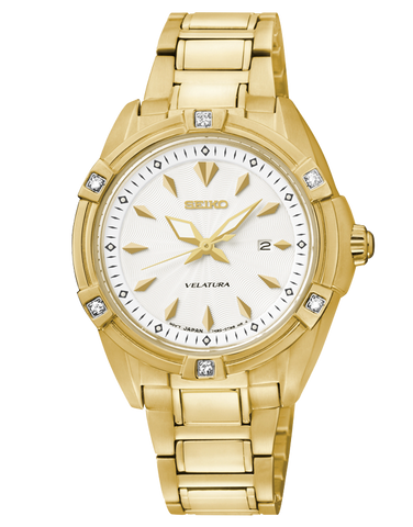 Seiko - Velatura Quartz Watch - SXDF52P - 753477