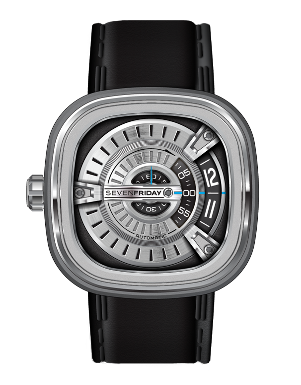 SevenFriday M1/01 - M-Series Automatic Watch - Salera's Melbourne, Victoria and Brisbane, Queensland Australia