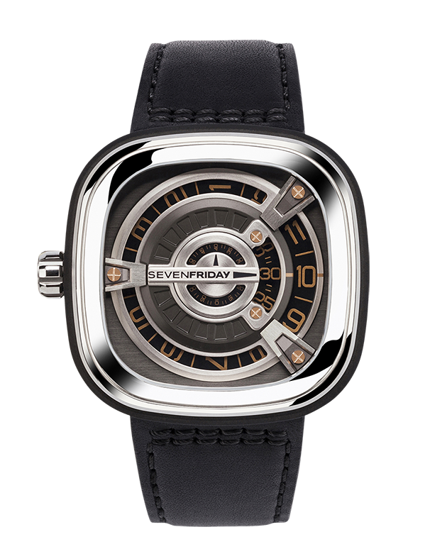 SevenFriday M1/03 - M-Series Automatic Watch