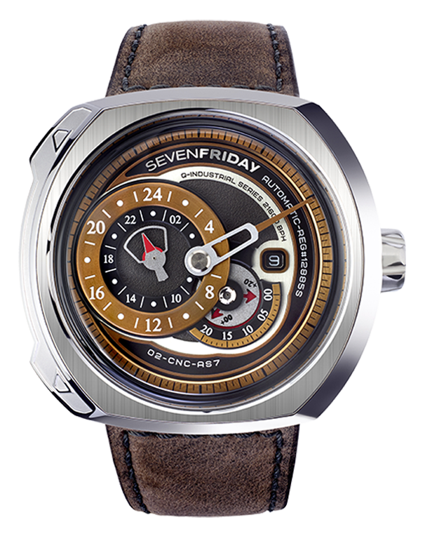 SevenFriday Q2/01 - Q-Series Automatic Watch