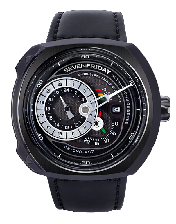 SevenFriday Q3/01 - Q-Series Automatic Watch - 763296