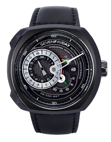 SevenFriday Q3/01 - Q-Series Automatic Watch