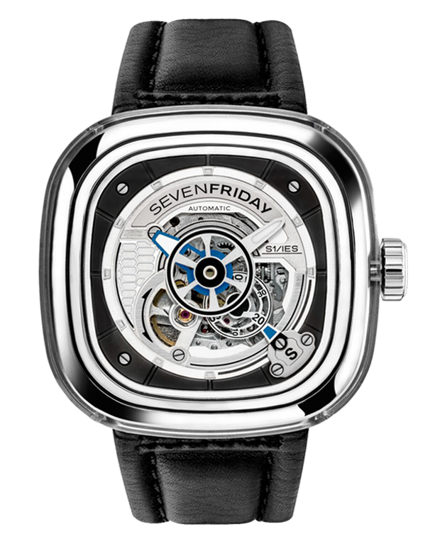 SevenFriday S1/01 - S-Series Automatic Watch