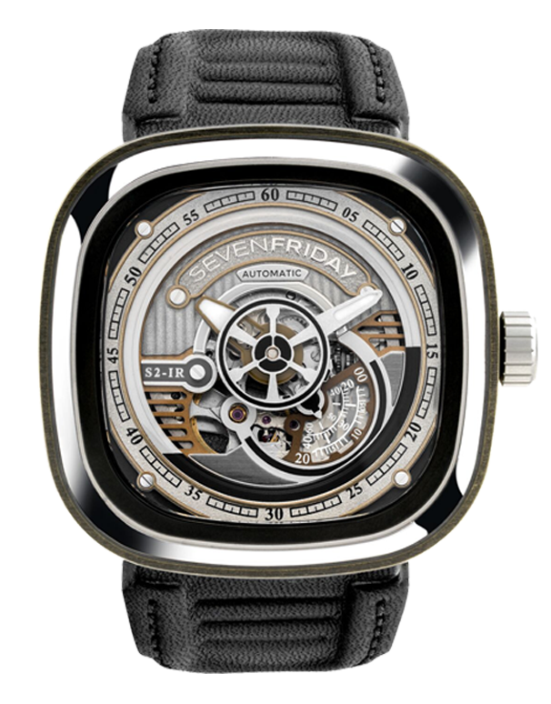 SevenFriday S2/01 - S-Series Automatic Watch - 766977