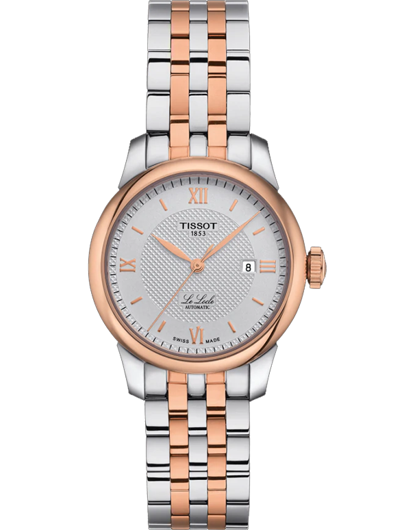 Tissot T-Classic Le Locle Automatic Lady Watch - T006.207.22.038.00 - 771127 - Salera's