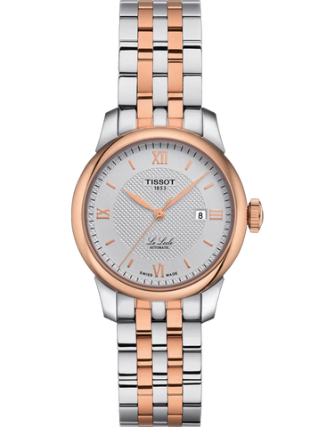 Tissot T-Classic Le Locle Automatic Lady Watch - T006.207.22.038.00 - 771127