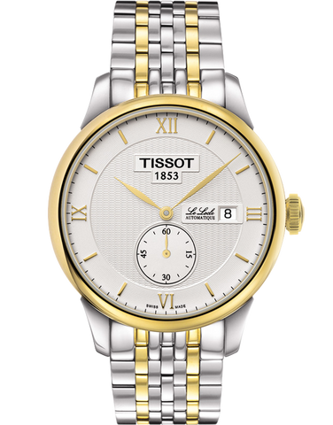 Tissot T-Classic Le Locle Petite Seconde Mechanical Watch - T006.428.22.038.01