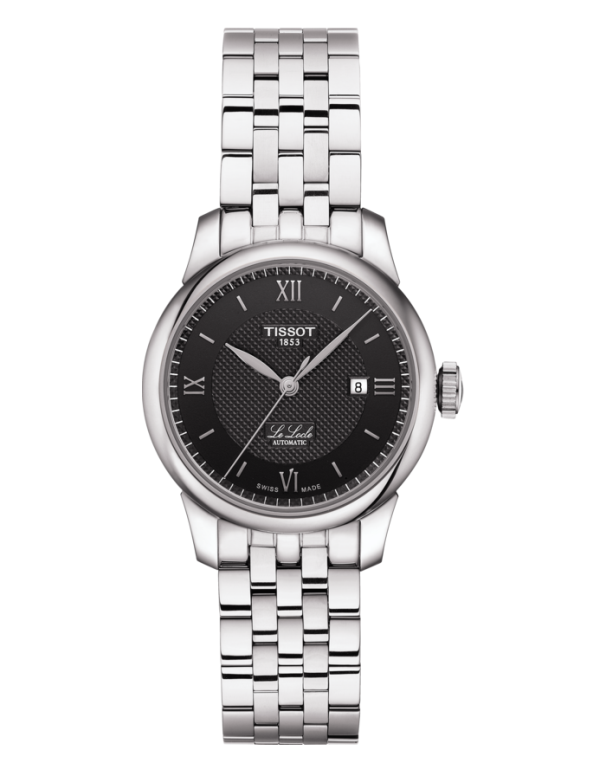 Tissot T-Classic Le Locle Automatic Lady Watch - T006.207.11.058.00 - 771126