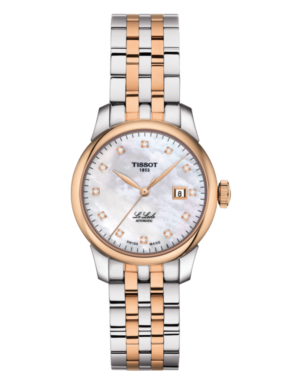 Tissot T-Classic Le Locle Automatic Lady Watch - T006.207.22.116.00  - 771129