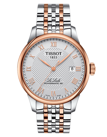 Tissot T-Classic Le Locle Powermatic 80 Automatic Watch - T006.407.22.033.00 - 764513