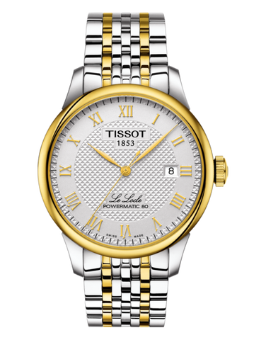 Tissot T-Classic Le Locle Powermatic 80 Automatic Watch - T006.407.22.033.01 - 780529