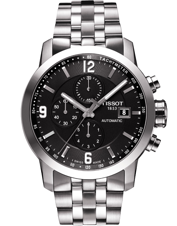 Tissot T-Sport PRC 200 Automatic Chronograph - T055.427.11.057.00 - Salera's Melbourne, Victoria and Brisbane, Queensland Australia