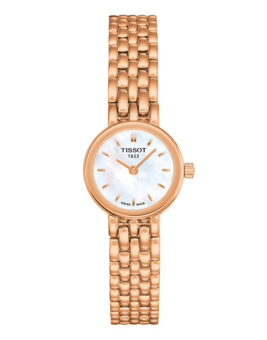 Tissot T-Lady Lovely Quartz Watch - T058.009.33.111.00