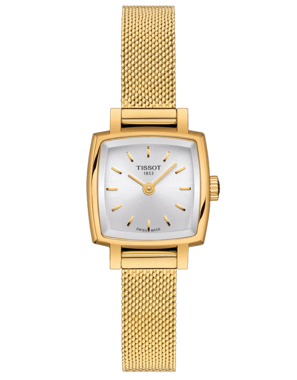 Tissot T-Lady Lovely Square Quartz Watch - T058.109.33.031.00 - 771131 - Salera's