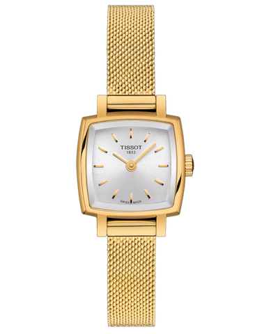 Tissot T-Lady Lovely Square Quartz Watch - T058.109.33.031.00 - 771131