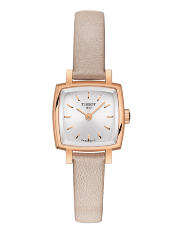 Tissot T-Lady Lovely Square Quartz Watch - T058.109.36.031.00 - 771132