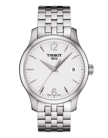 Tissot T-Classic Tradition Quartz Watch - T063.210.11.037.00