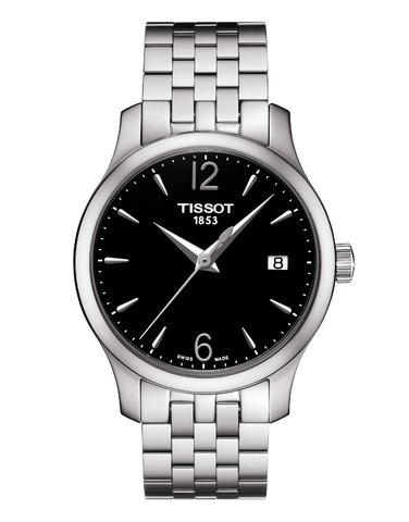 Tissot T-Classic Tradition Quartz Watch - T063.210.11.057.00