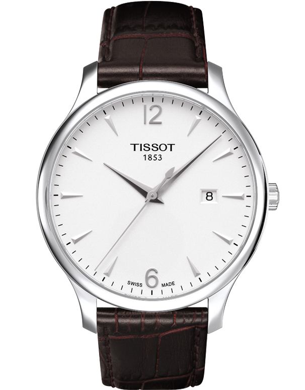 Tissot T-Classic Tradition Quartz Watch - T063.610.16.037.00 - 748450 - Salera's