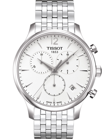 Tissot T-Classic Tradition Quartz Chronograph - T063.617.11.037.00