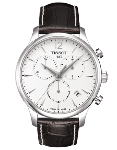 Tissot T-Classic Tradition Quartz Chronograph - T063.617.16.037.00