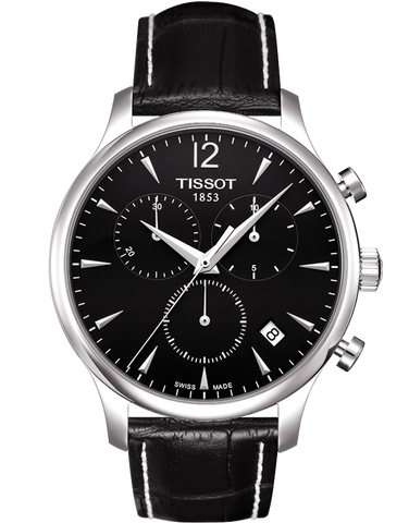 Tissot T-Classic Tradition Quartz Chronograph - T063.617.16.057.00