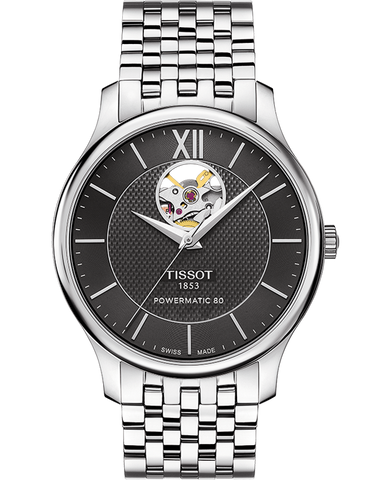 Tissot T-Classic Tradition Automatic Watch - T063.907.11.058.00 - 762678