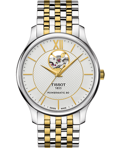 Tissot T-Classic Tradition Automatic Watch - T063.907.22.038.00