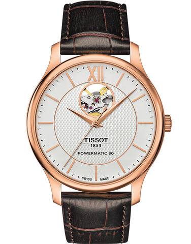 Tissot T-Classic Tradition Automatic Watch - T063.907.36.038.00