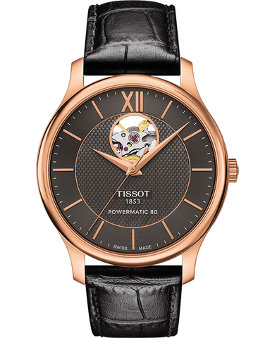 Tissot T-Classic Tradition Automatic Watch - T063.907.36.068.00