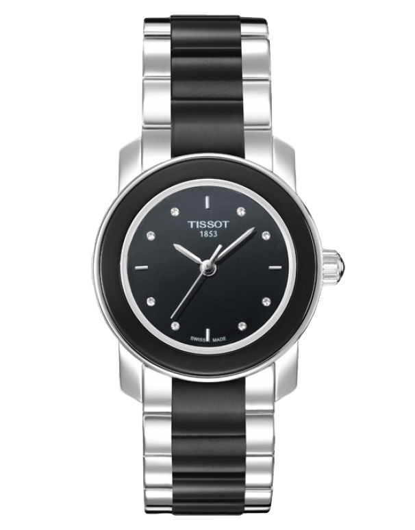 Tissot T-Lady Cera Quartz Watch - T064.210.22.056.00 - Salera's Melbourne, Victoria and Brisbane, Queensland Australia