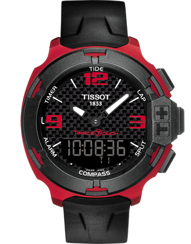 Tissot T-Race Touch Aluminium Watch - T081.420.97.207.00 - 760005